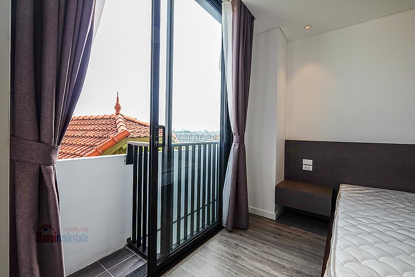 Affordable brand new 01BR apartment on Trinh Cong Son 14