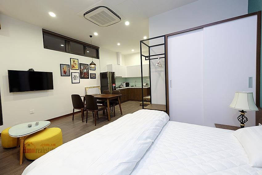 Affordable brand new studio apartment at Tu Hoa area, Tay Ho 10