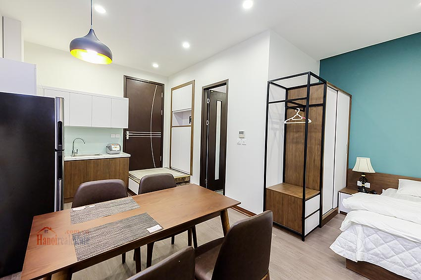 Affordable brand new studio apartment at Tu Hoa area, Tay Ho 11