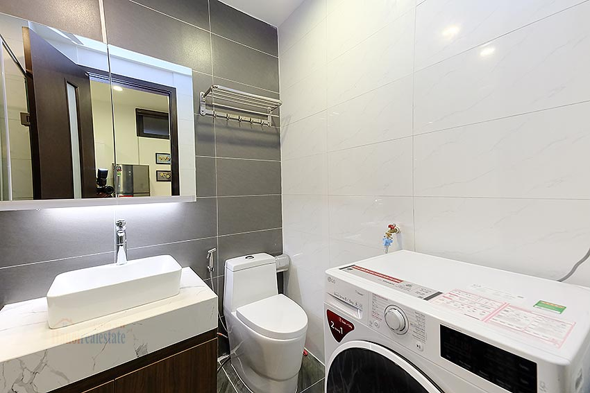 Affordable brand new studio apartment at Tu Hoa area, Tay Ho 12