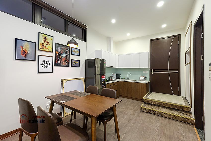 Affordable brand new studio apartment at Tu Hoa area, Tay Ho 6