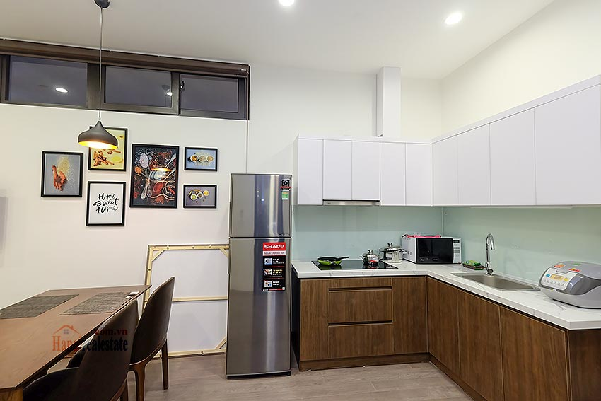 Affordable brand new studio apartment at Tu Hoa area, Tay Ho 7
