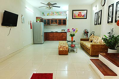 Affordable house for rent in Dang Thai Mai, Tay Ho