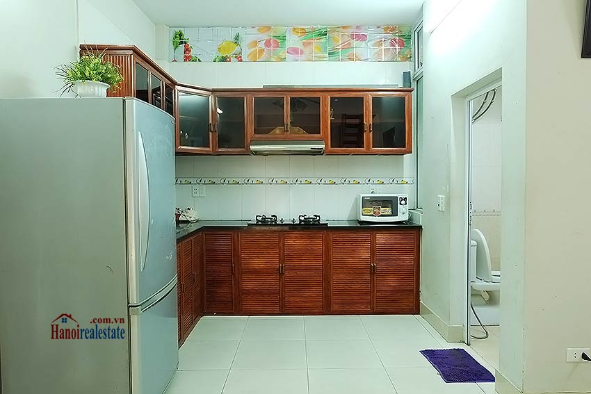 Affordable house for rent in Dang Thai Mai, Tay Ho 5