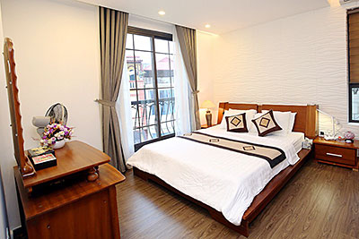Amazing 02BR apartment rental in Dao Tan street, Ba Dinh Hanoi