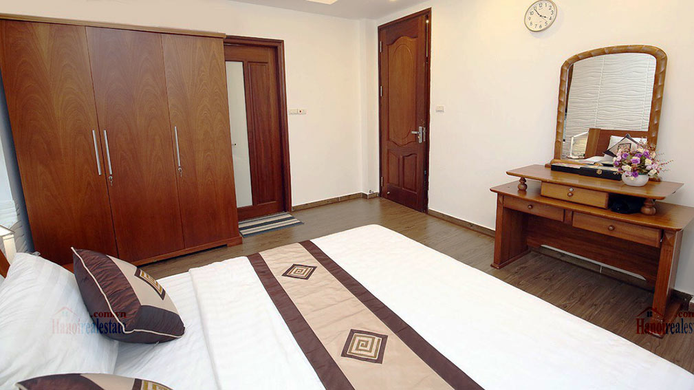 Amazing 02BR apartment in Dao Tan area, quiet alley 12