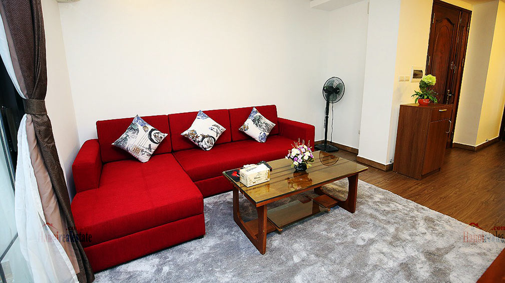 Amazing 02BR apartment in Dao Tan area, quiet alley 3