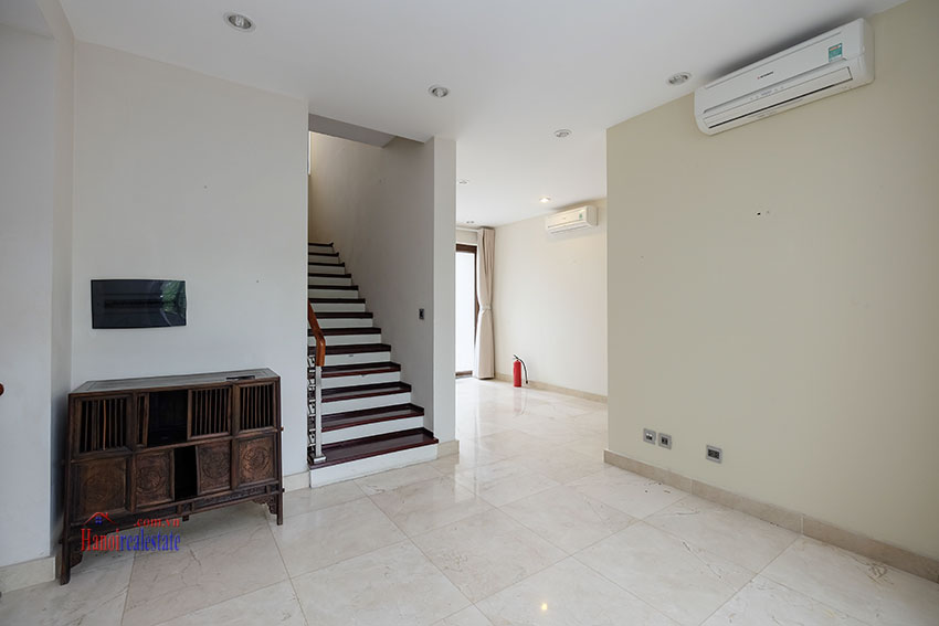 Amazing Ambassador's 05BRs villa for rent in Q block Ciputra, beautiful view 11