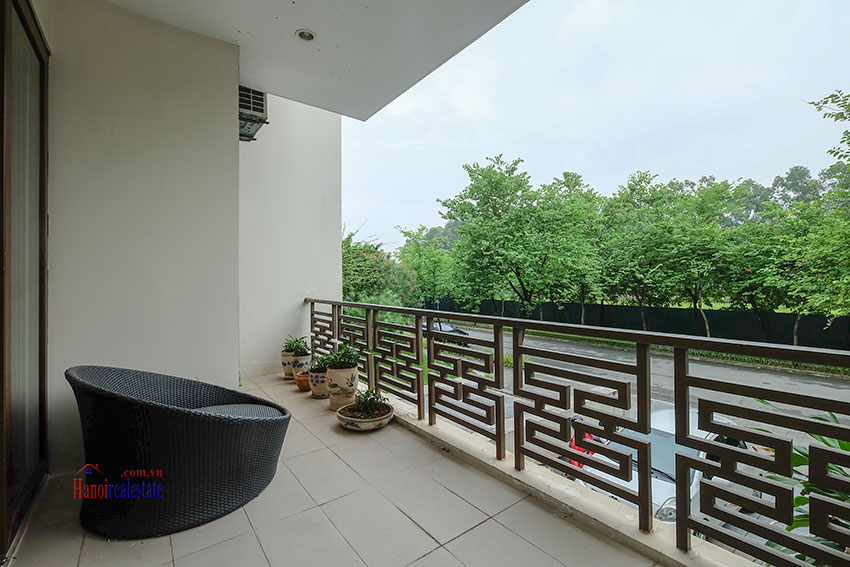 Amazing Ambassador's 05BRs villa for rent in Q block Ciputra, beautiful view 14