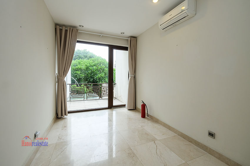 Amazing Ambassador's 05BRs villa for rent in Q block Ciputra, beautiful view 15