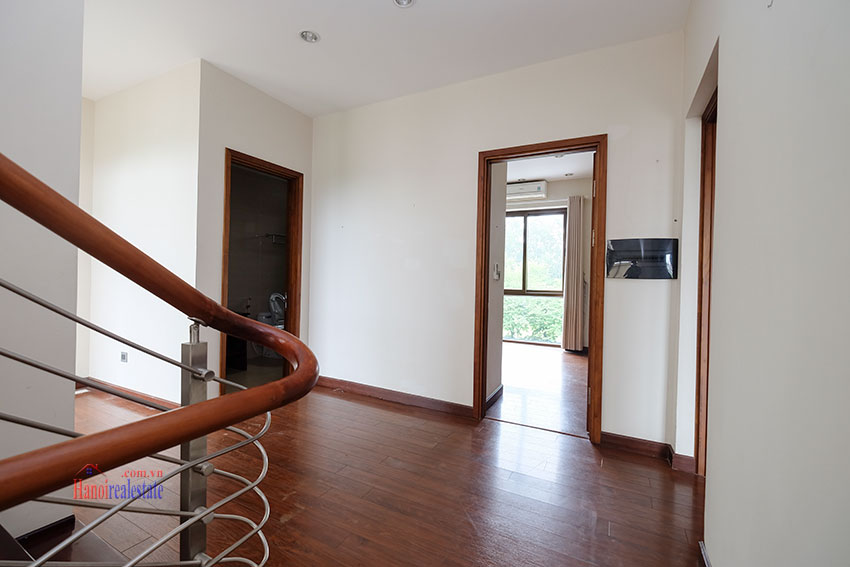 Amazing Ambassador's 05BRs villa for rent in Q block Ciputra, beautiful view 18