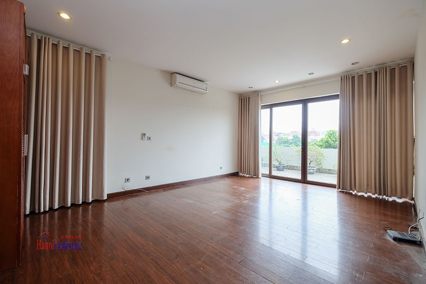 Amazing Ambassador's 05BRs villa for rent in Q block Ciputra, beautiful view 20