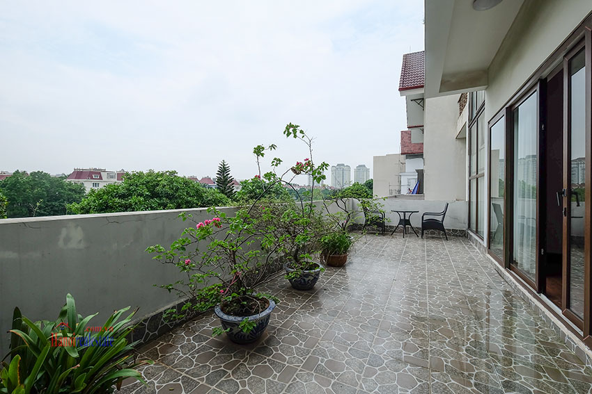 Amazing Ambassador's 05BRs villa for rent in Q block Ciputra, beautiful view 22