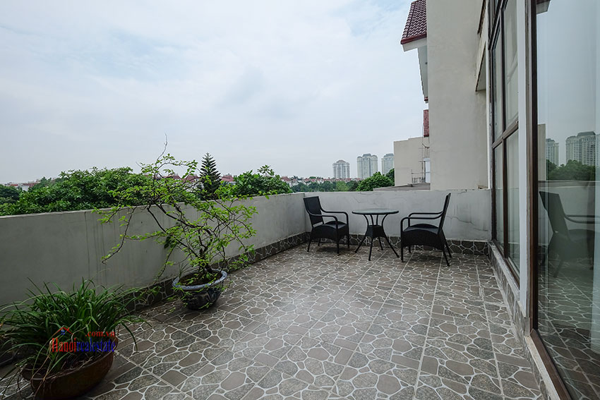Amazing Ambassador's 05BRs villa for rent in Q block Ciputra, beautiful view 23