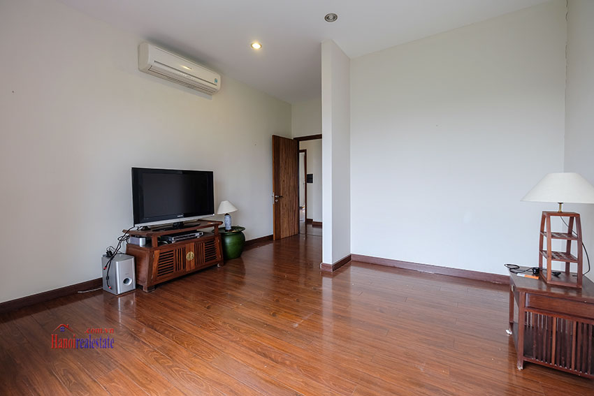 Amazing Ambassador's 05BRs villa for rent in Q block Ciputra, beautiful view 36