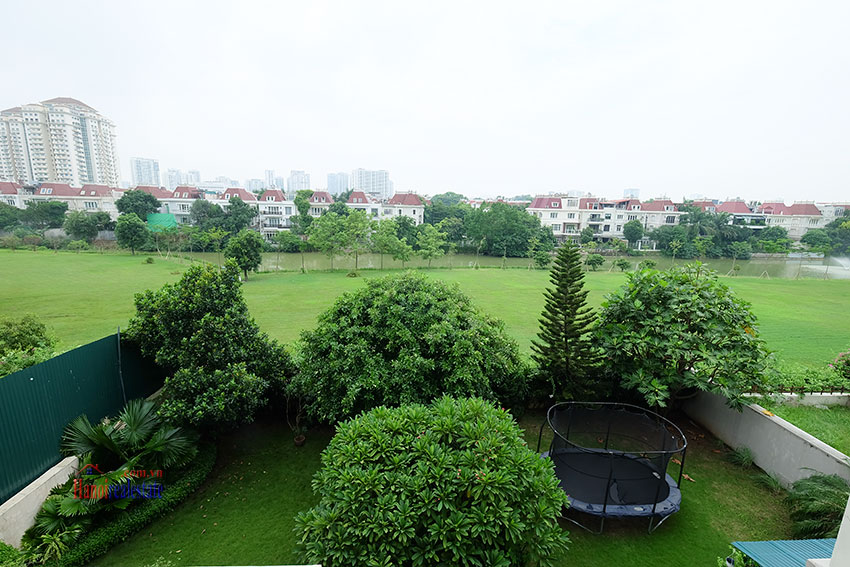 Amazing Ambassador's 05BRs villa for rent in Q block Ciputra, beautiful view 38