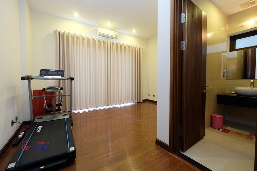 Amazing Ambassador's 05BRs villa for rent in Q block Ciputra, beautiful view 39