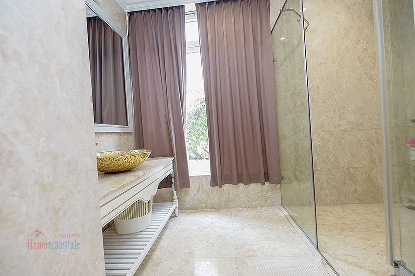 Ambassador's luxurious 04BRs villa in T block Ciputra, fully furnished 22