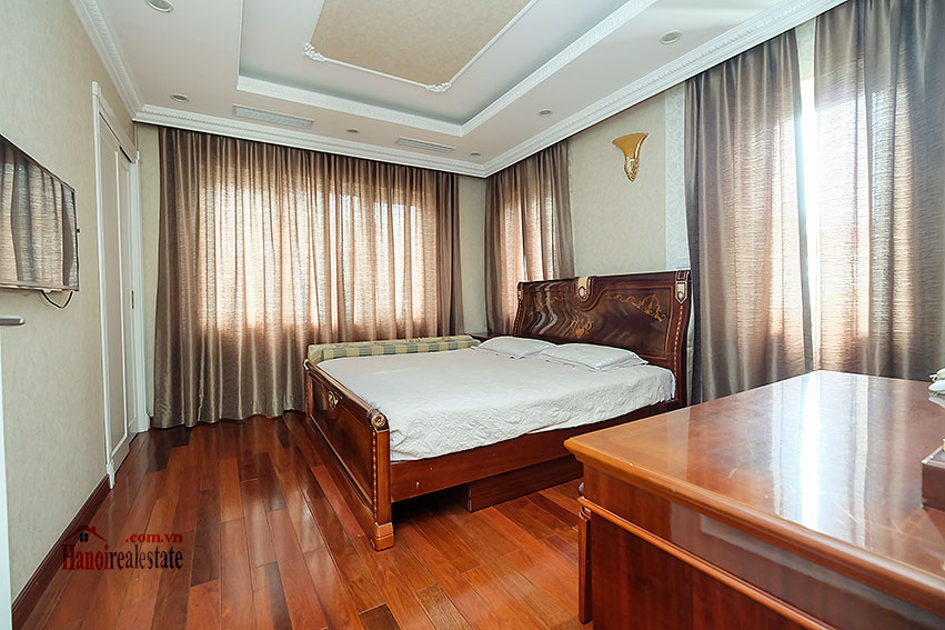 Ambassador's luxurious 04BRs villa in T block Ciputra, fully furnished 30