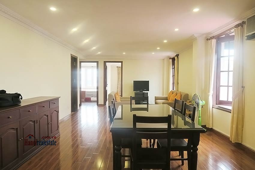 Apartment for rent in Hoan Kiem, 02BRs, fully furnished 1