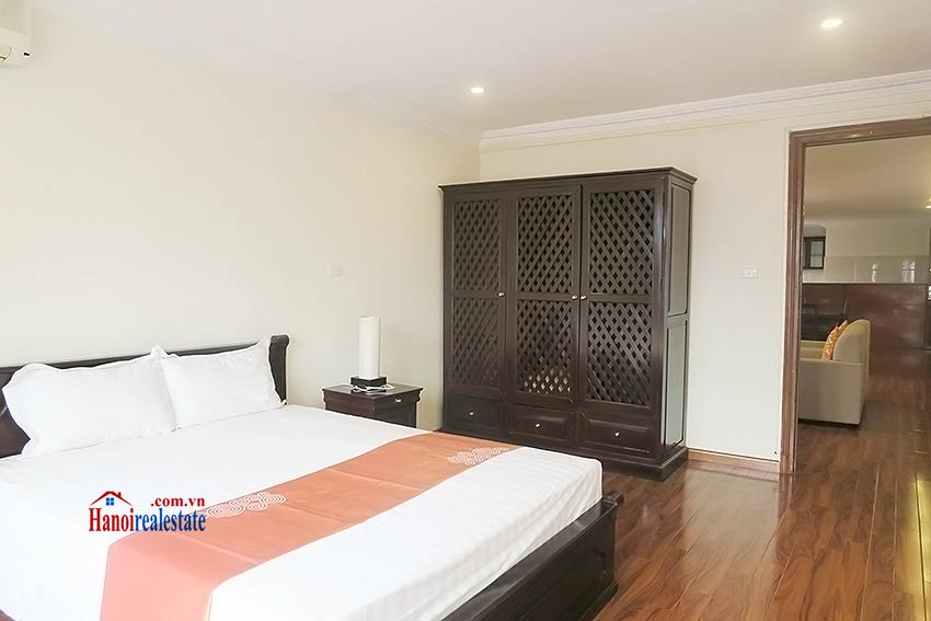 Apartment for rent in Hoan Kiem, 02BRs, fully furnished 12