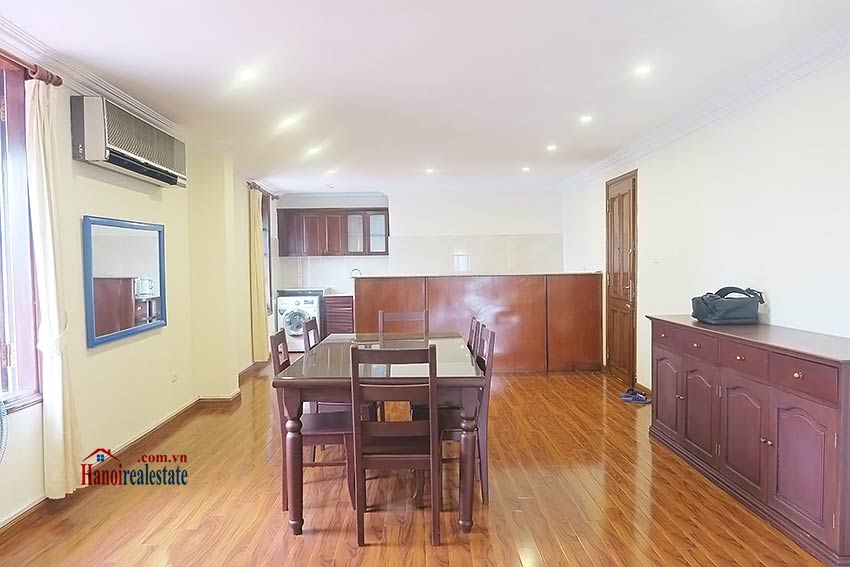 Apartment for rent in Hoan Kiem, 02BRs, fully furnished 3