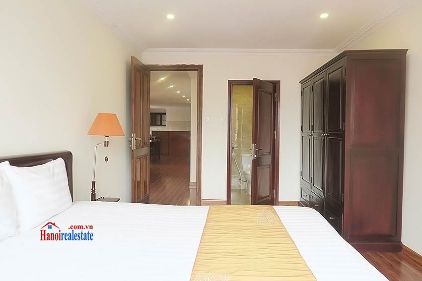 Apartment for rent in Hoan Kiem, 02BRs, fully furnished 9