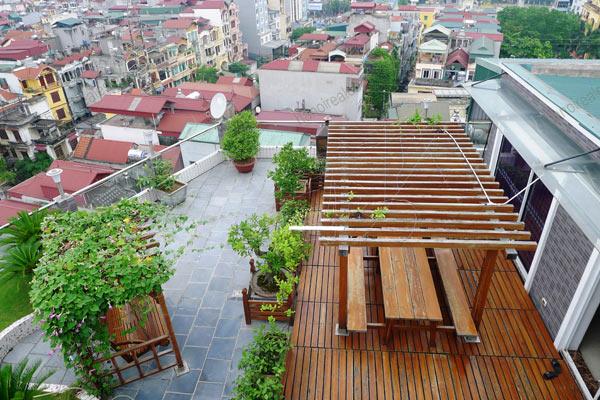 Apartment Include A Beautiful Rooftop Terrace Garden 2 Bedrooms