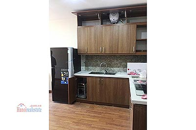 Rental Apartment on high floor at Home City, 70m2, 02 bedrooms
