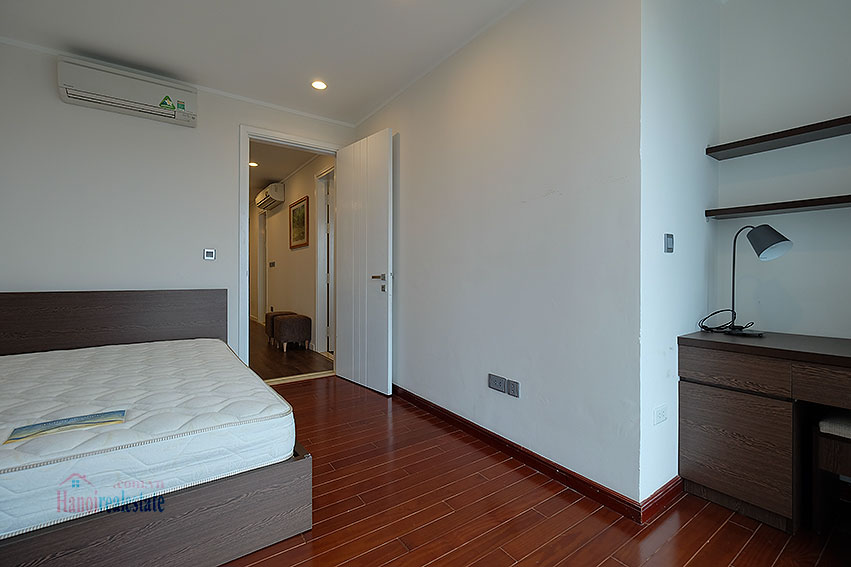 Awesome 03Brs apartment at L1 Tower Ciputra, wooden floor 10
