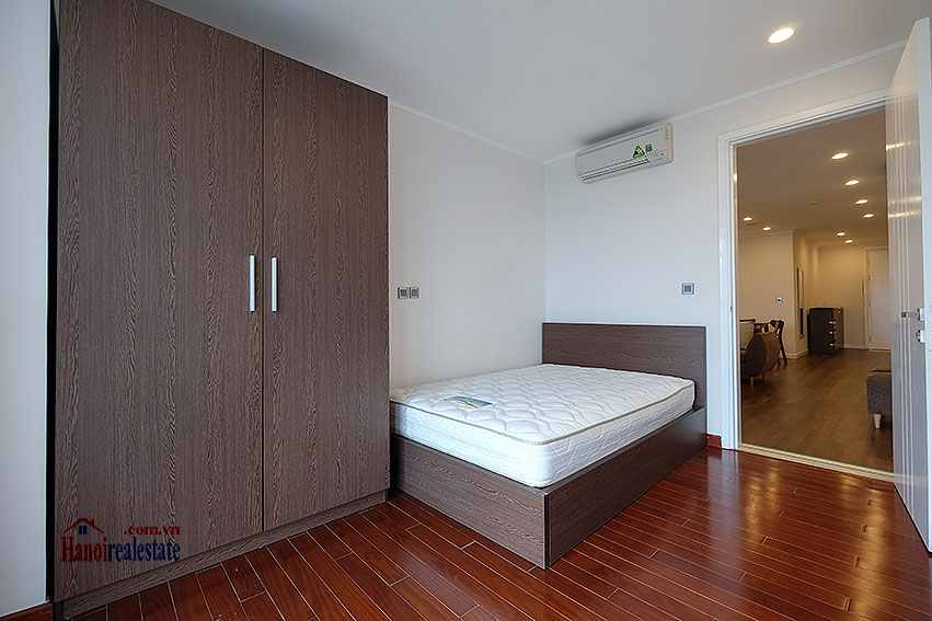 Awesome 03Brs apartment at L1 Tower Ciputra, wooden floor 11