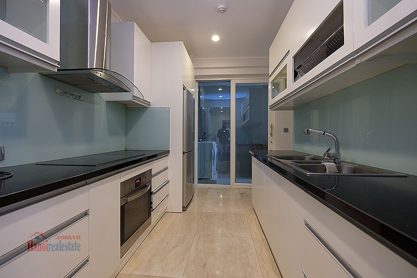 Awesome 03Brs apartment at L1 Tower Ciputra, wooden floor 13