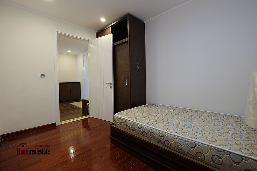 Awesome 03Brs apartment at L1 Tower Ciputra, wooden floor 17