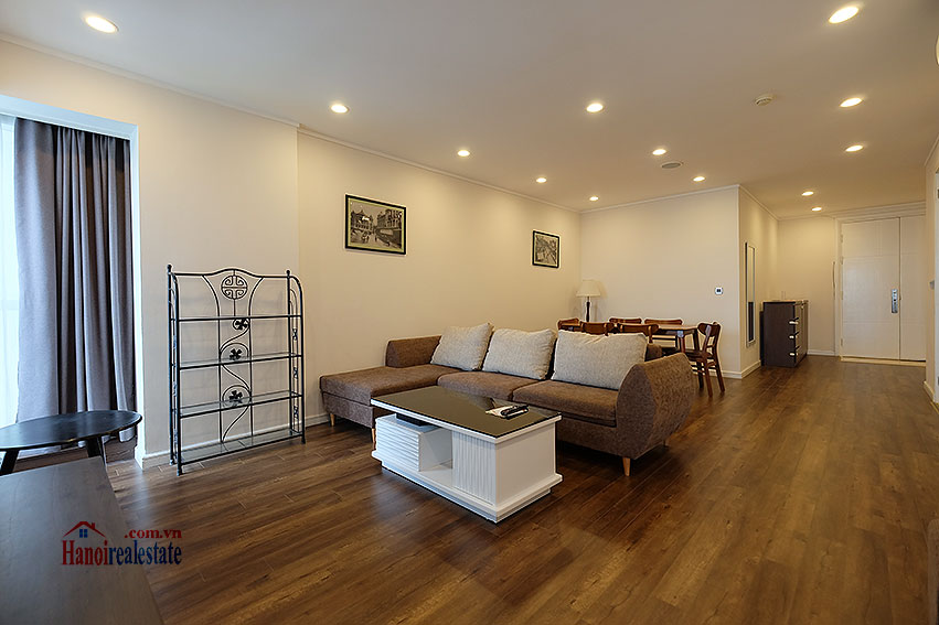Awesome 03Brs apartment at L1 Tower Ciputra, wooden floor 5
