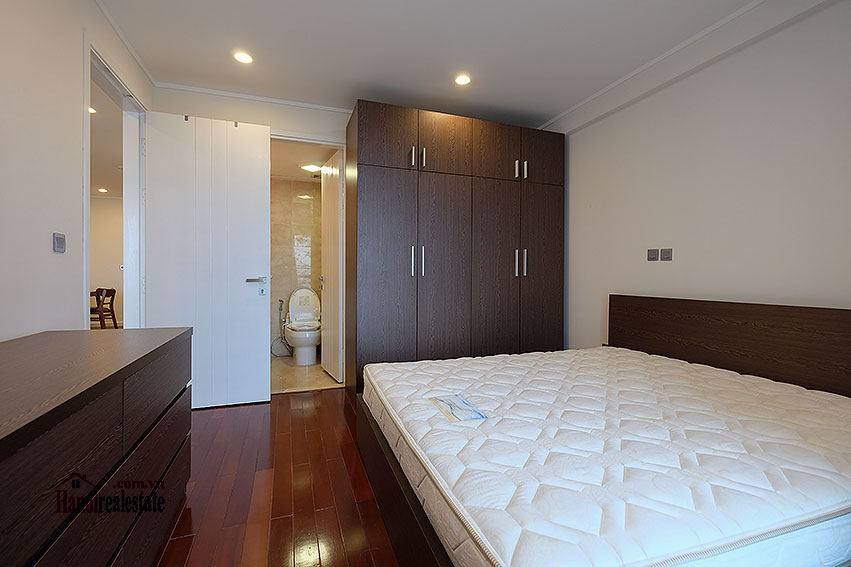 Awesome 03Brs apartment at L1 Tower Ciputra, wooden floor 7