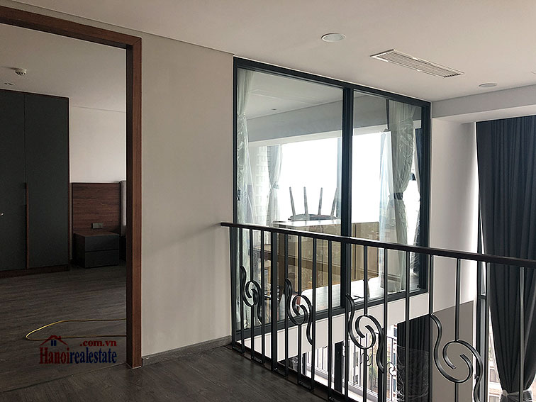 Awesome brand new 02BRs duplex apartment at PentStudio, great view 11
