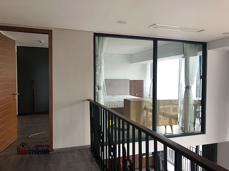 Awesome brand new 02BRs duplex apartment at PentStudio, great view 12