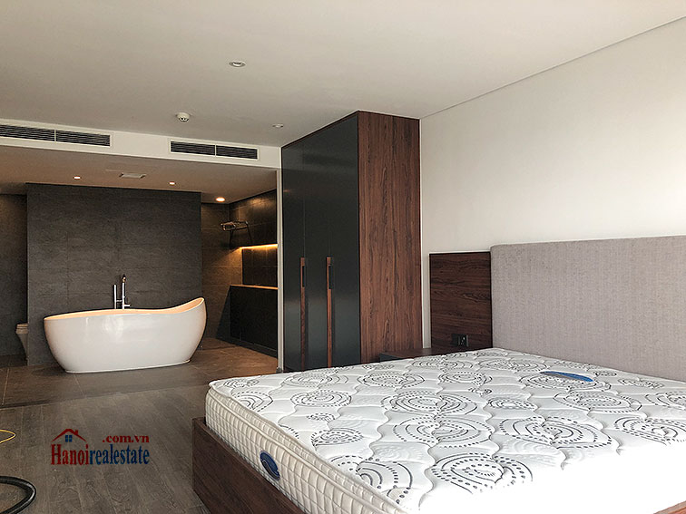 Awesome brand new 02BRs duplex apartment at PentStudio, great view 15