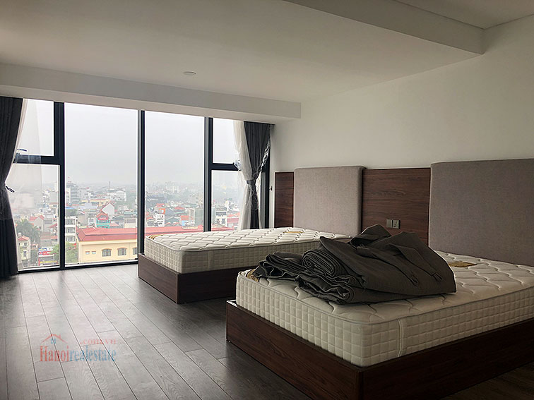 Awesome brand new 02BRs duplex apartment at PentStudio, great view 20