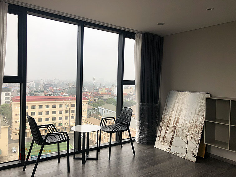 Awesome brand new 02BRs duplex apartment at PentStudio, great view 8