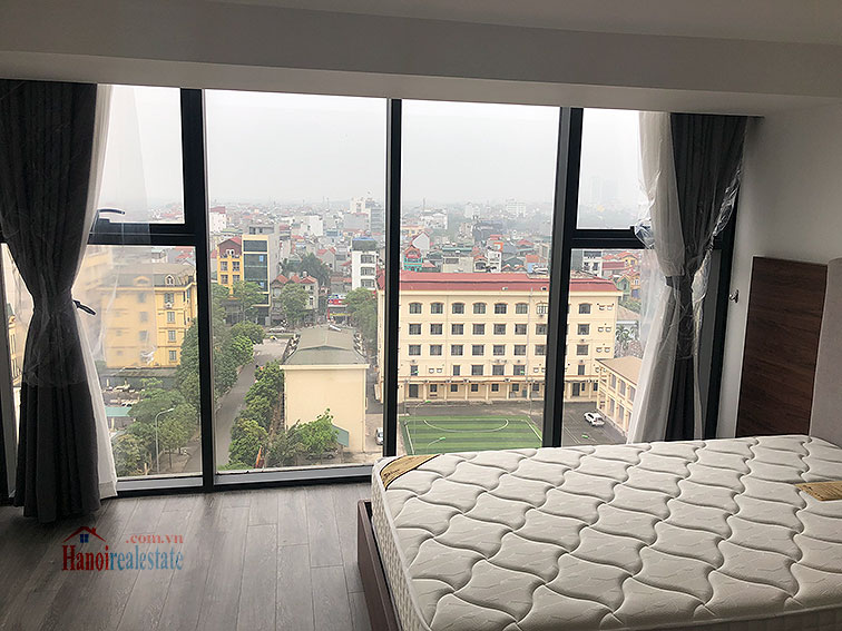 Awesome brand new 02BRs duplex apartment at PentStudio, great view 9