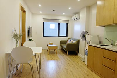 Ba Dinh District: Modern 01BR serviced apartment at Kim Ma Thuong St