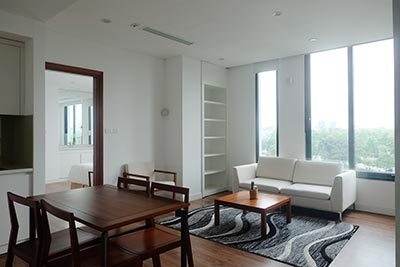 Ba Mau lake view, Serviced 2 bedroom apartment in Hai Ba Trung, Hanoi