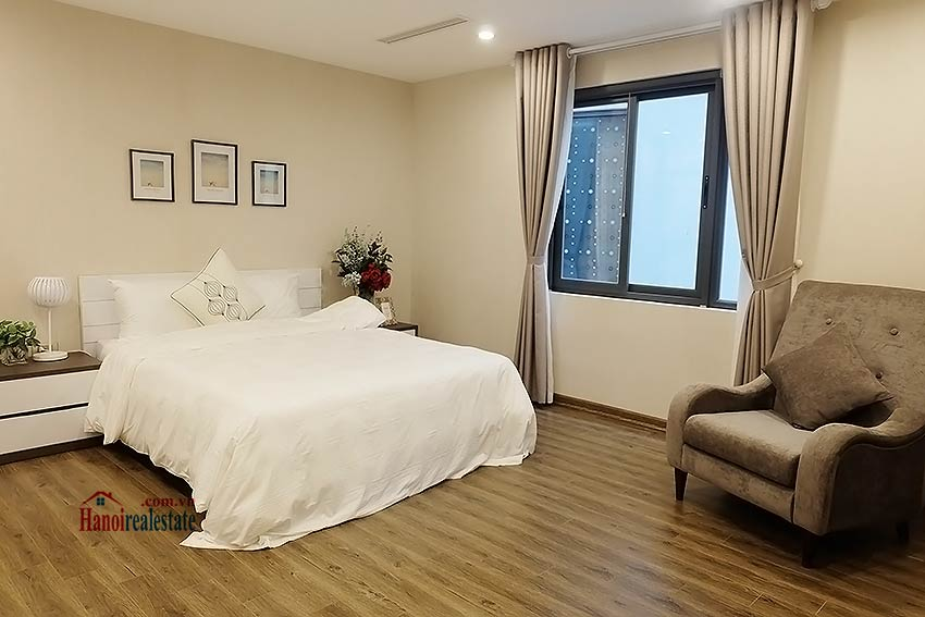 Beautiful 03BRs apartment at Ba Dinh District with amazing Westlake view 11