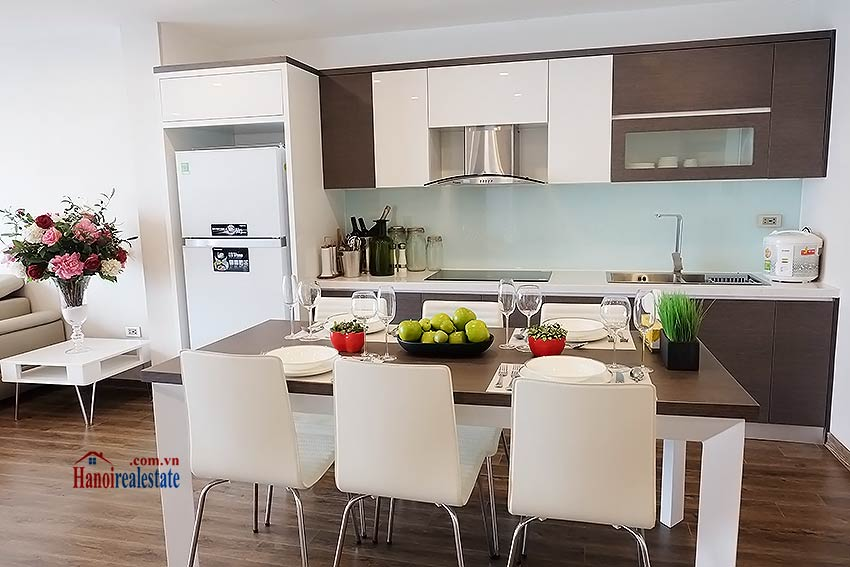 Beautiful 03BRs apartment at Ba Dinh District with amazing Westlake view 2