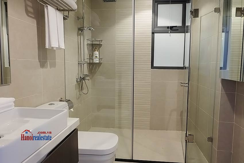 Beautiful 03BRs apartment at Ba Dinh District with amazing Westlake view 9