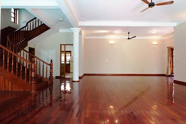 Beautiful 05BRs unfurnished house for rent at To Ngoc Van, with swimming pool 14
