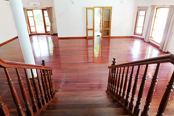 Beautiful 05BRs unfurnished house for rent at To Ngoc Van, with swimming pool 15