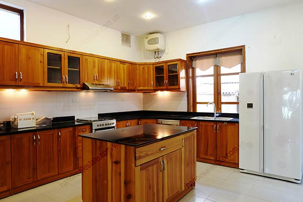 Beautiful 05BRs unfurnished house for rent at To Ngoc Van, with swimming pool 16