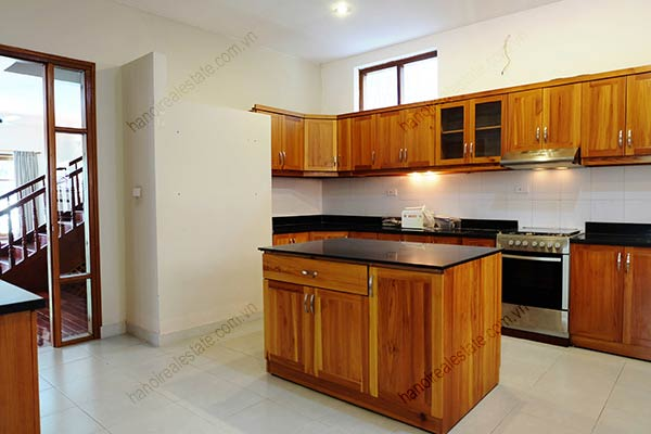 Beautiful 05BRs unfurnished house for rent at To Ngoc Van, with swimming pool 17